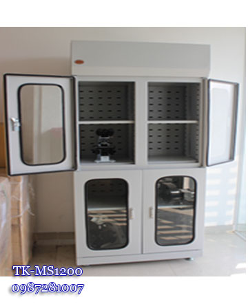 Tủ bảo quản kính hiển vi HV-MS1200