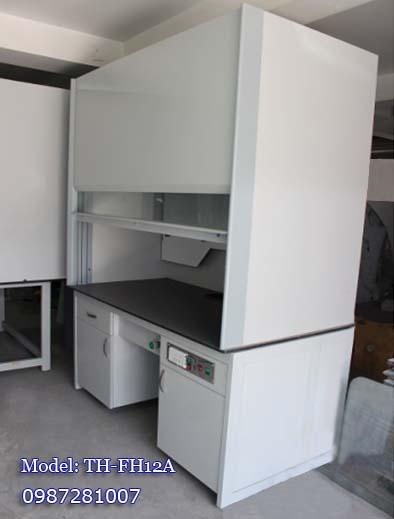 Tủ hút khí độc chịu axit TH-FH12A