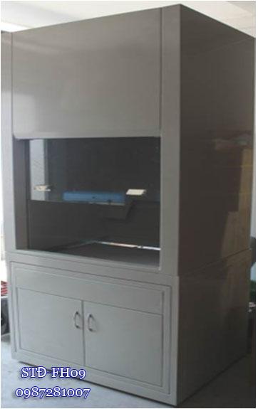 Tủ hút khí độc sắt sơn tĩnh điện TH-FH09