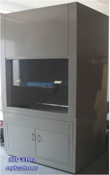 Tủ hút khí độc sắt sơn tĩnh điện TH-FH12
