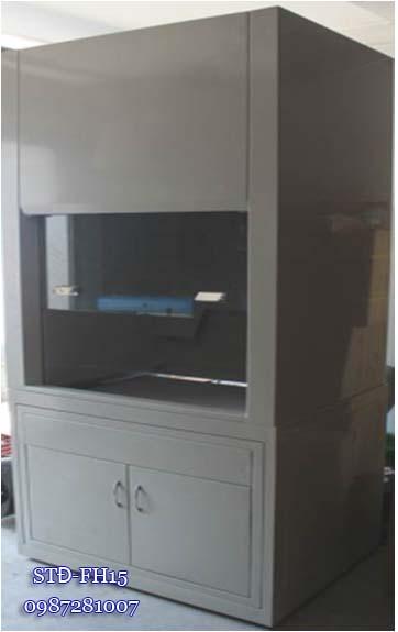 Tủ hút khí độc sắt sơn tĩnh điện TH-FH15