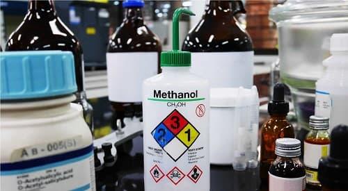 Mối nguy hiểm sự cố tràn hóa chất khi lưu trữ