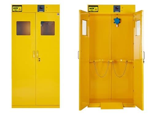 Chức năng tủ lưu trữ cho xi lanh khí bình ga