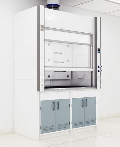 Bốn lợi ích khi chọn công việc mô-đun tủ hút cho phòng thí nghiệm